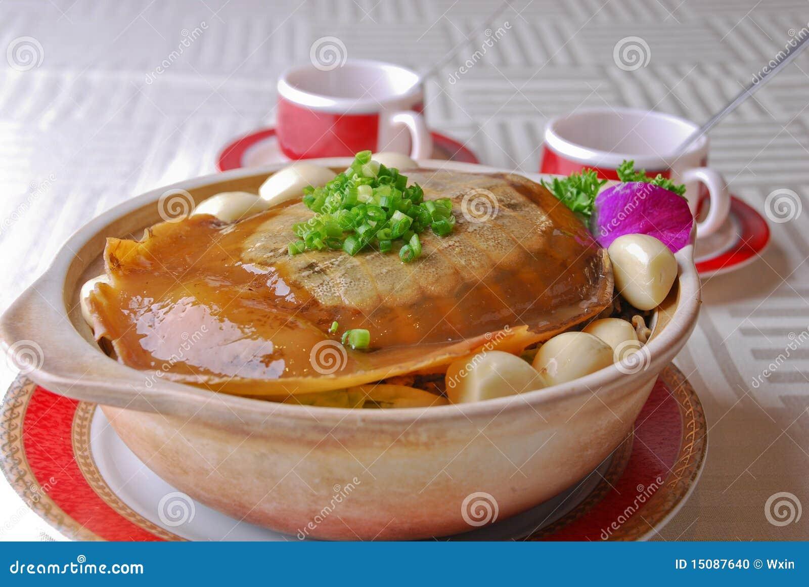 Chinese Softshell Turtle Food