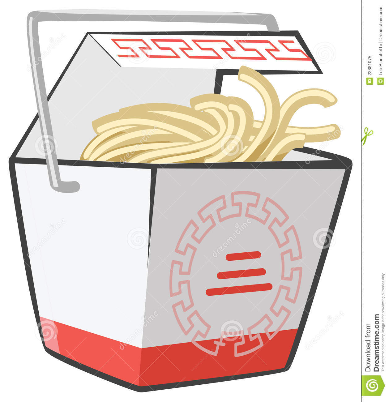 Royalty-Free Stock Photo. Download Chinese Food Take-Out Box ...  sc 1 st  Dreamstime.com : chinese to go boxes - Aboutintivar.Com