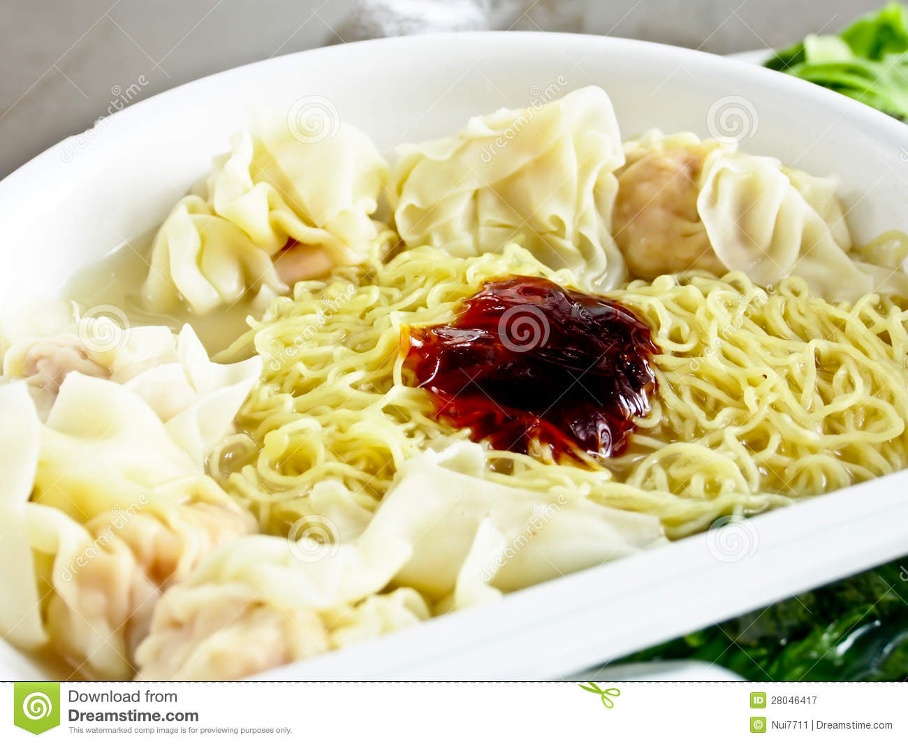 Classic Chinese Wontons Recipe — Dishmaps