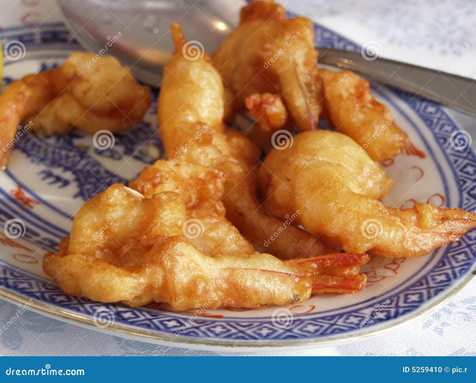 Asian Fried Shrimp 78