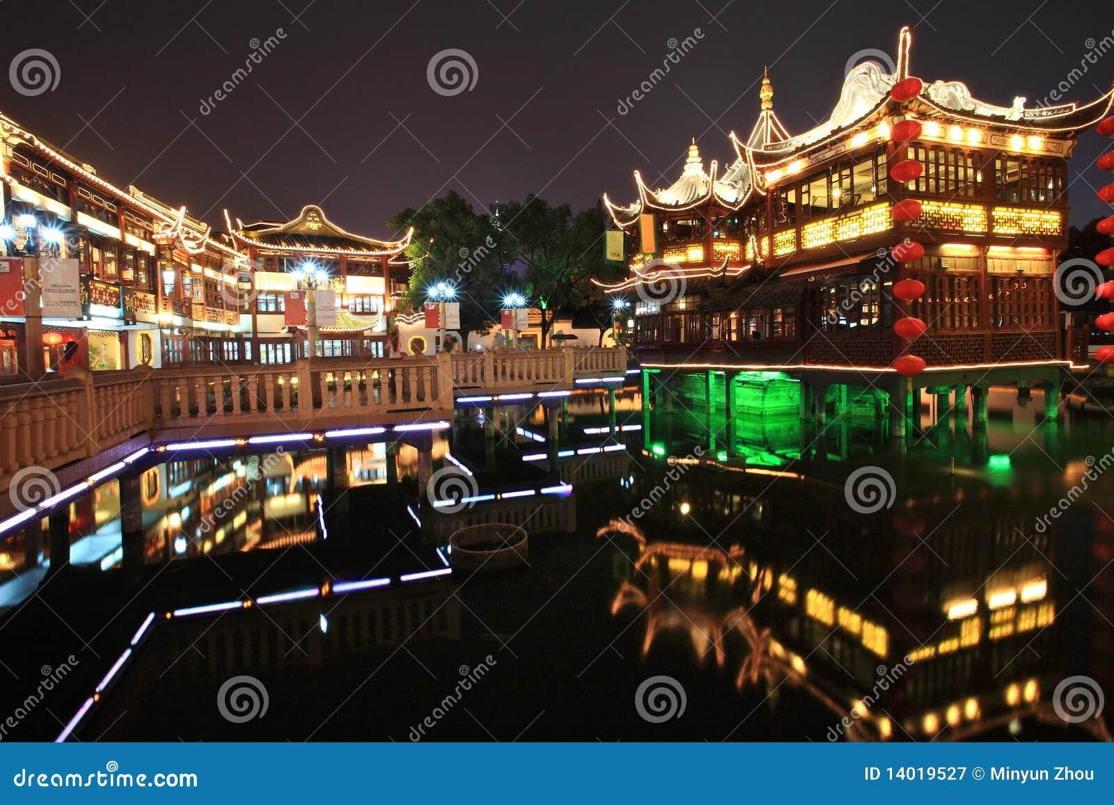 Chinese Garden,Shanghai,China
