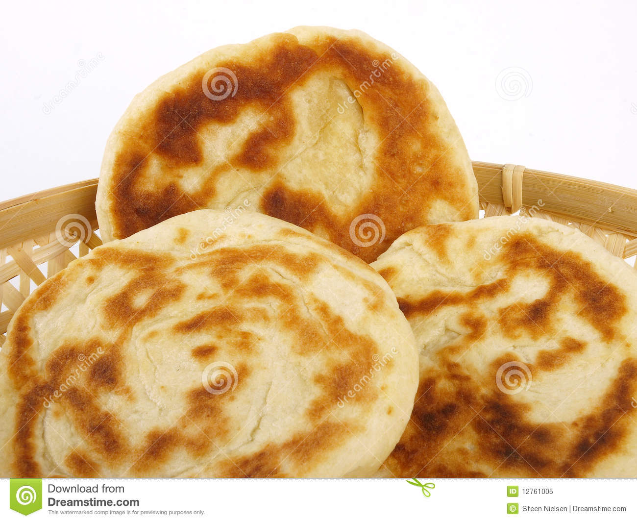 Chinese Grill Bread Royalty Free Stock Photo - Image: 12761005
