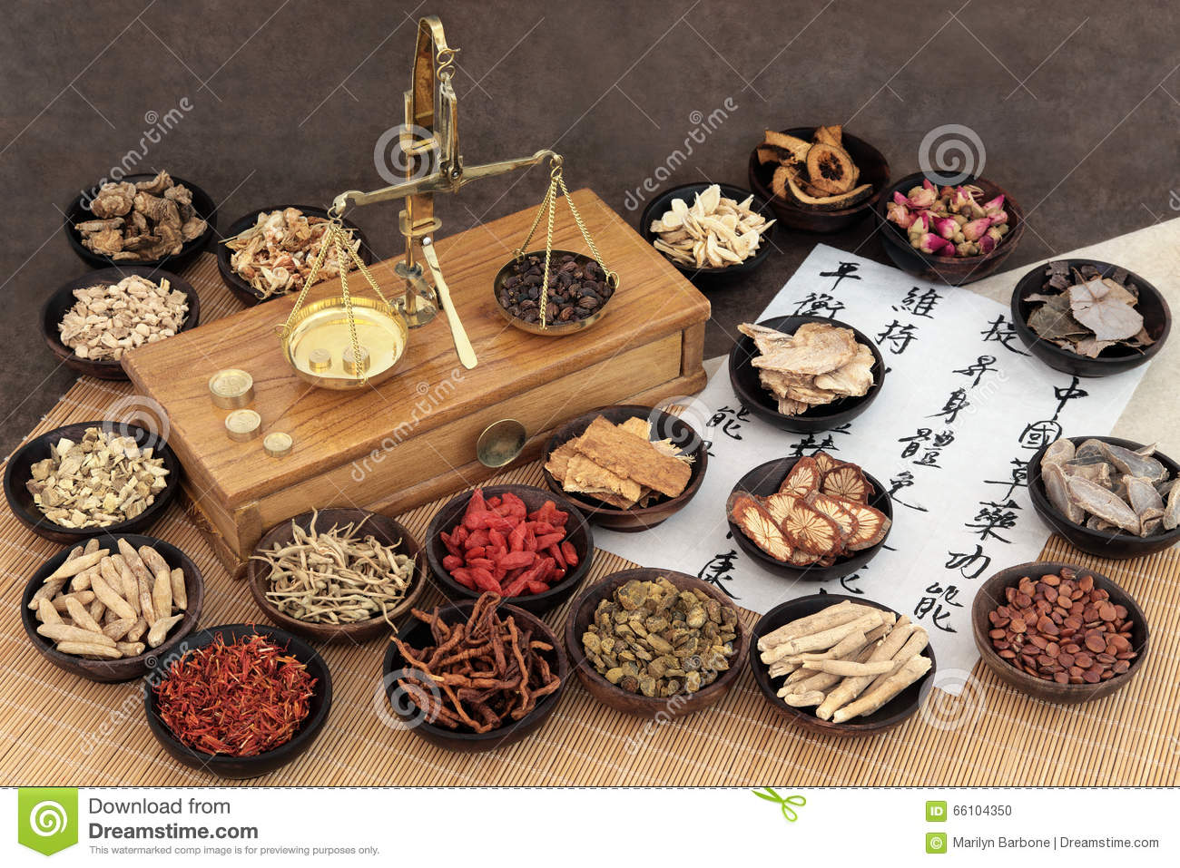 Chinese herbal treatment - Royalty Free Stock Photo Download Chinese Herbal Medicine