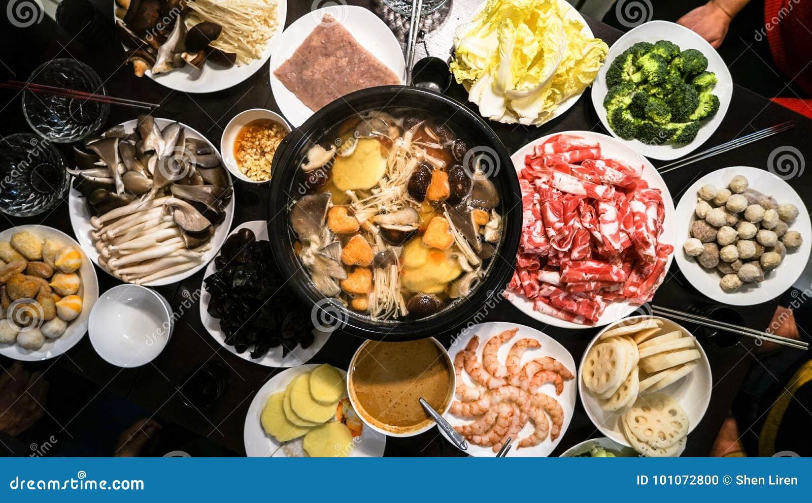 Chinese Hete Pot