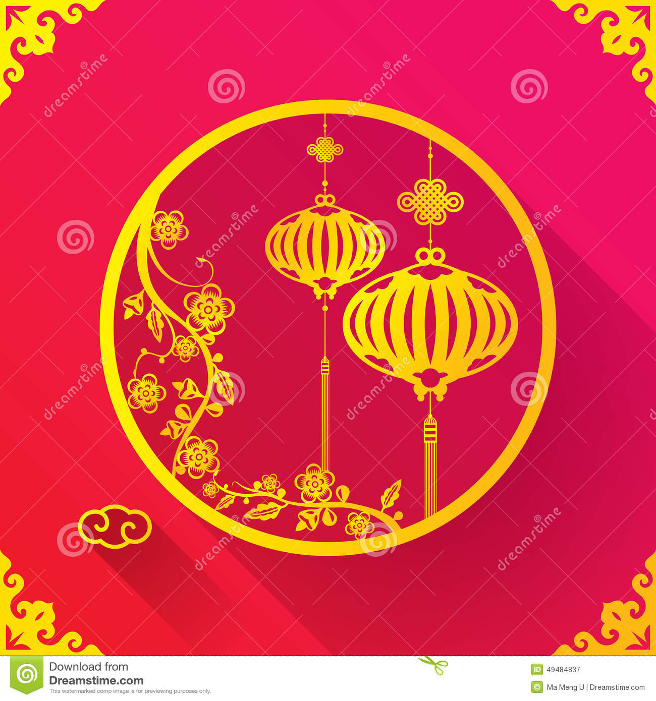chinese new year lantern template printable - search results for chinese lantern template download