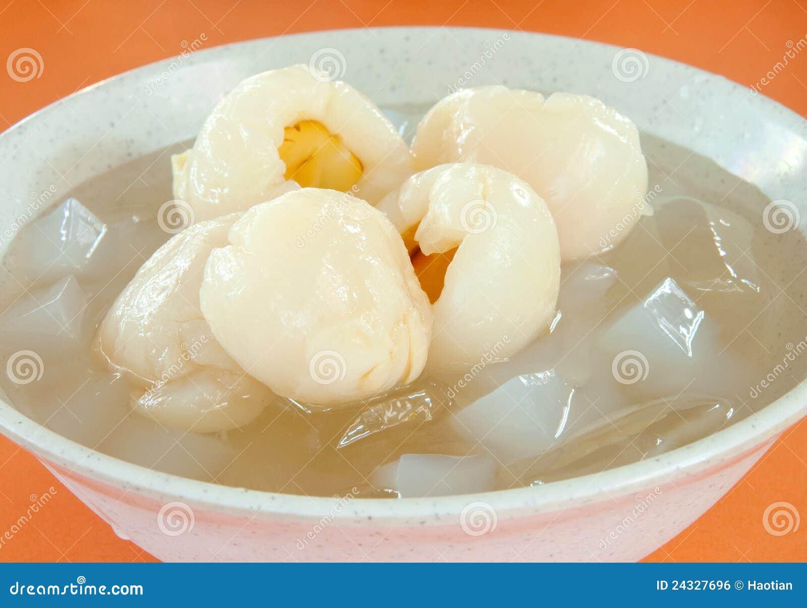 Chinese Longan Dessert Royalty Free Stock Image - Image: 24327696