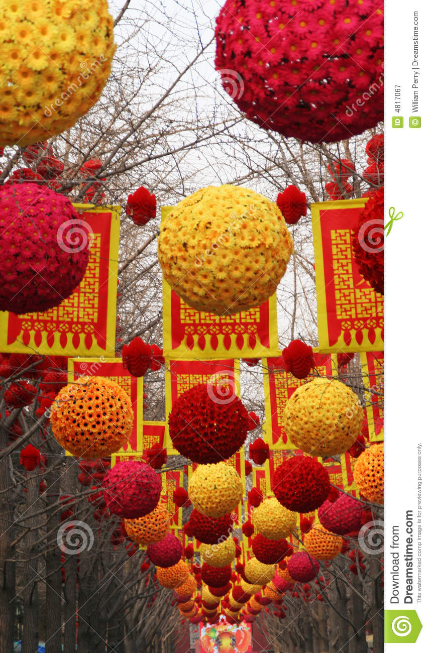 Chinese lunar new year decorations beijing china royalty - Lunar new year decorations ...