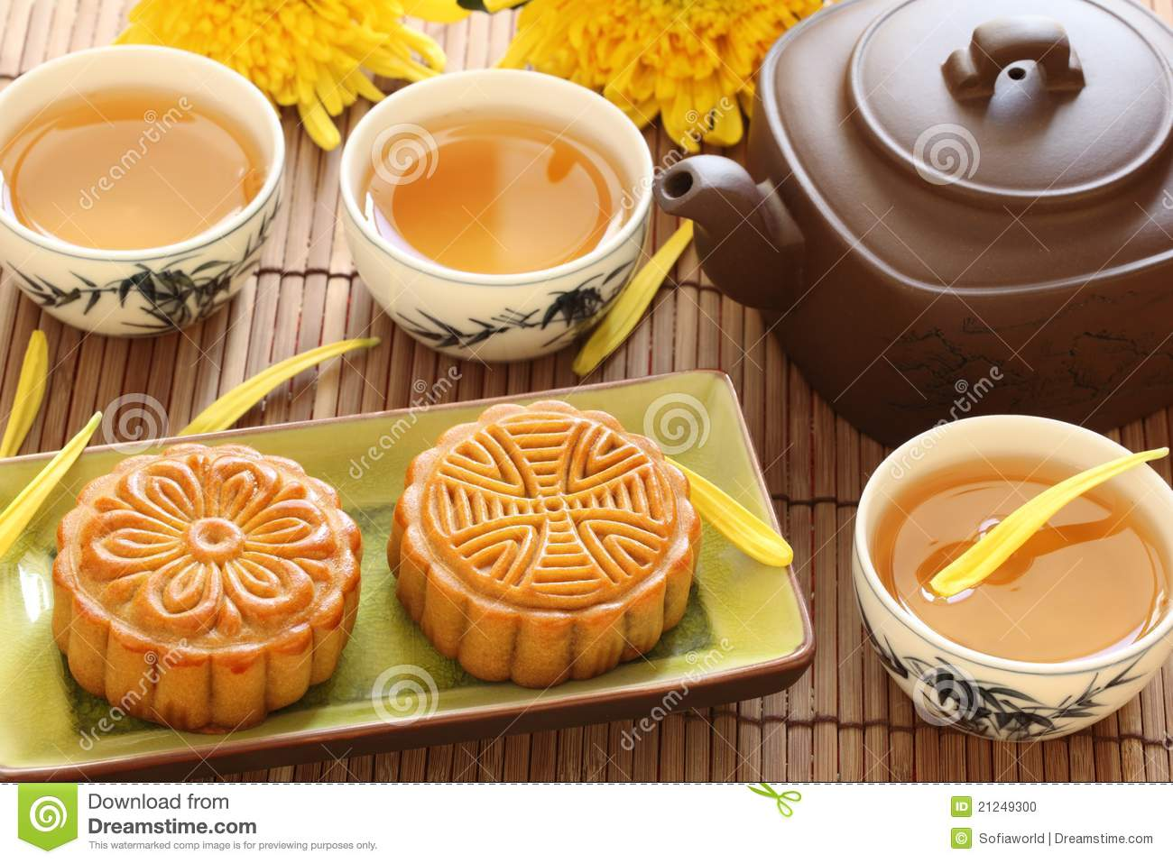 Chinese Mid Autumn Festival Stock Photo - Image: 21249300