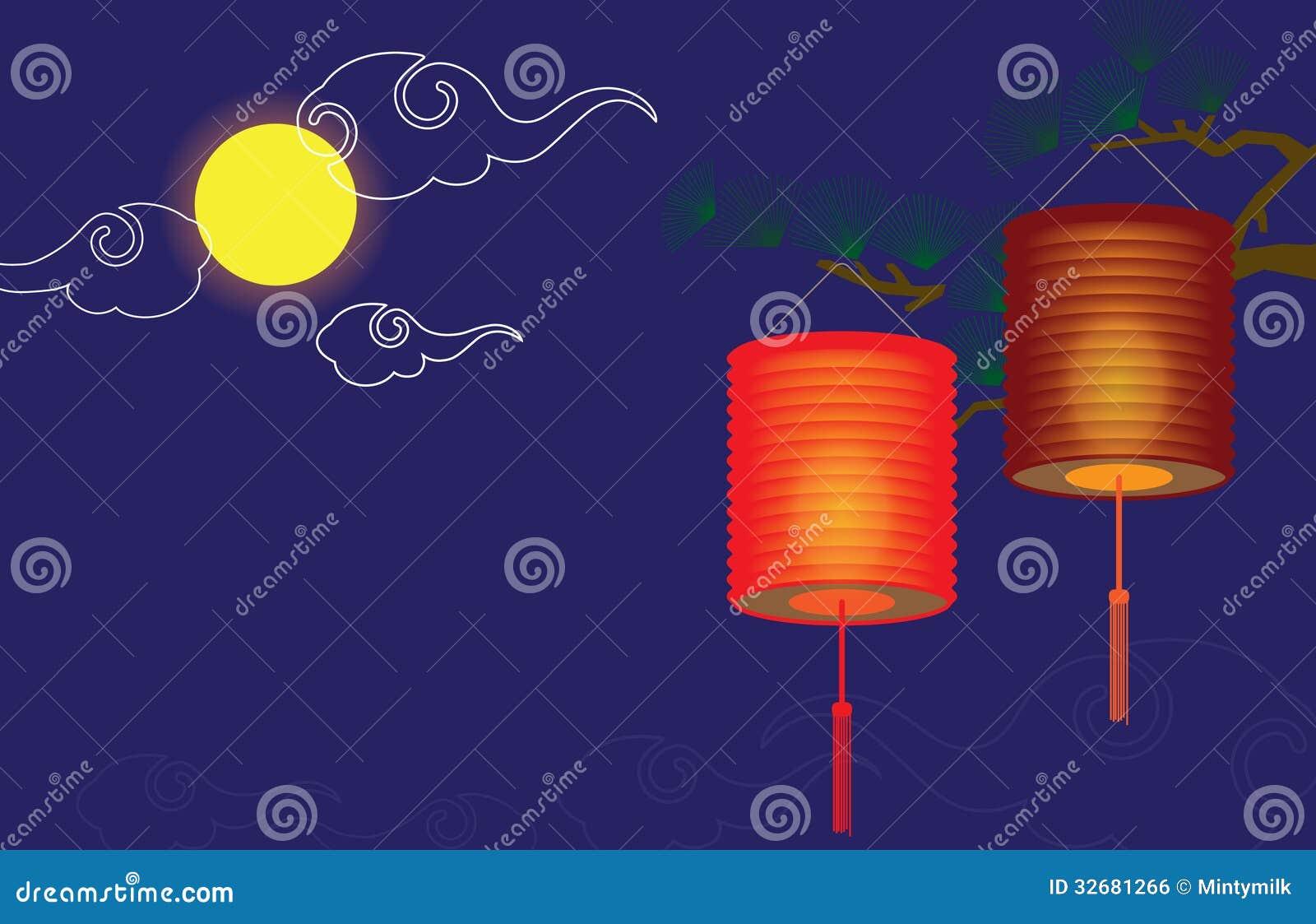 Chinese mid autumn festival stock illustration illustration of chinese mid autumn festival kristyandbryce Choice Image
