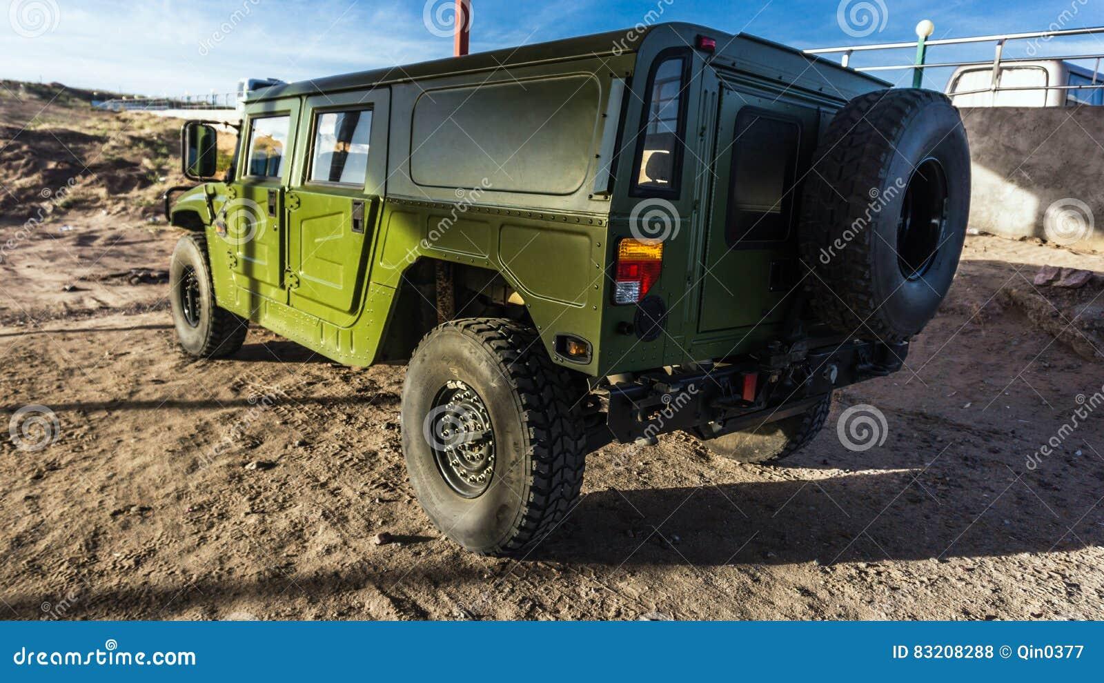 Chinese military vehicles
