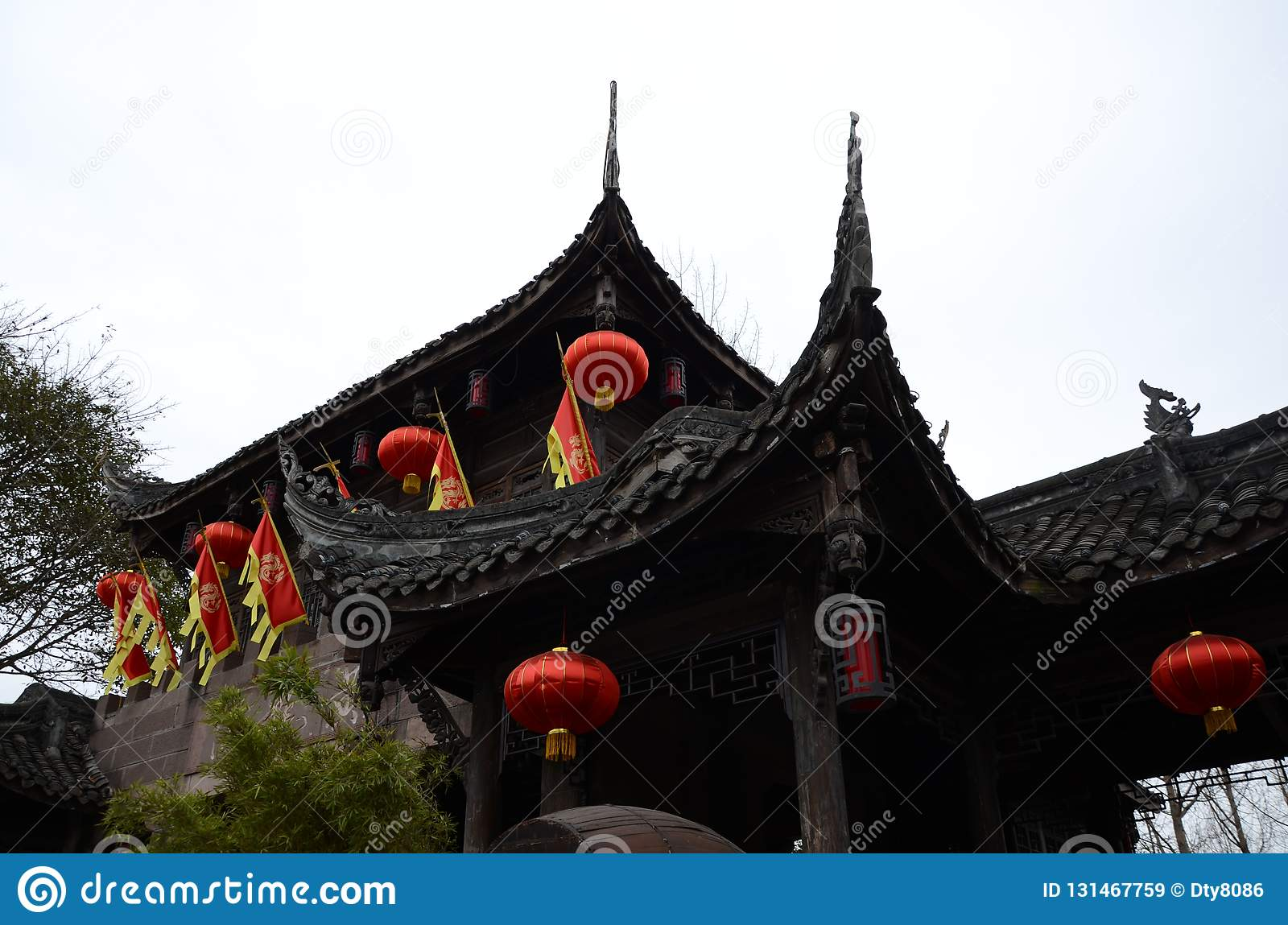 Chinese millennial ancient architecture2