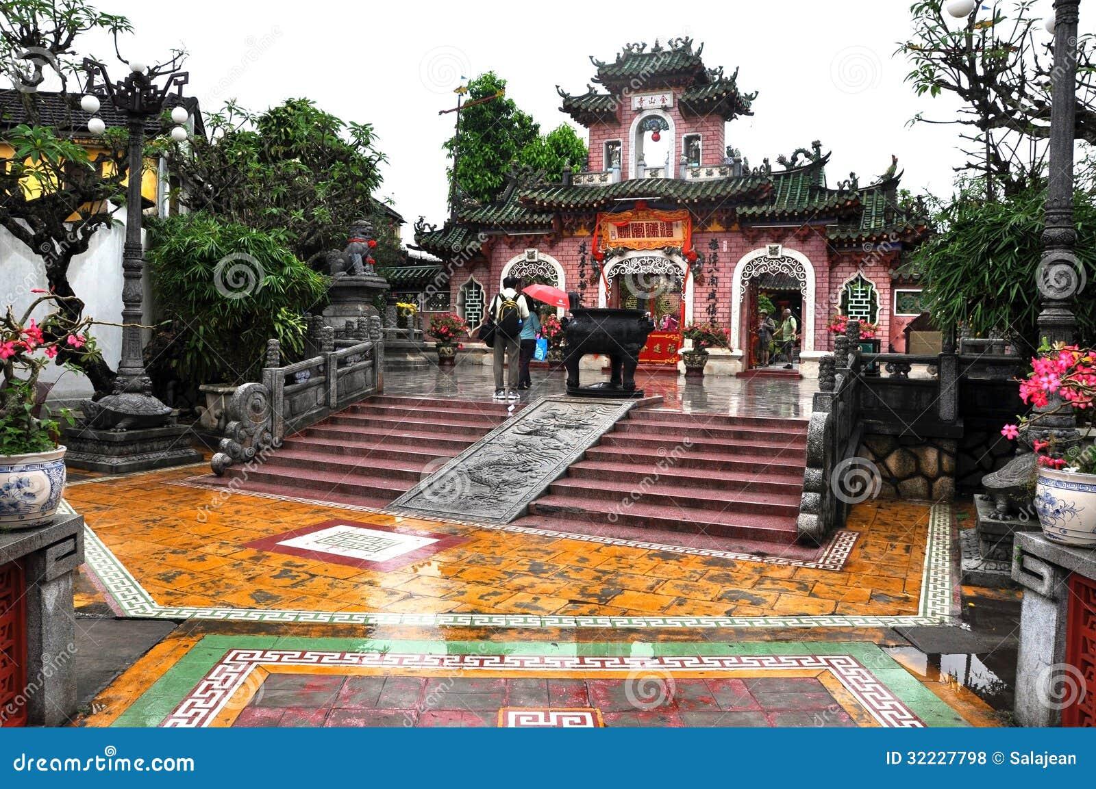 Chinese Montagehal, Hoi An, Vietnam