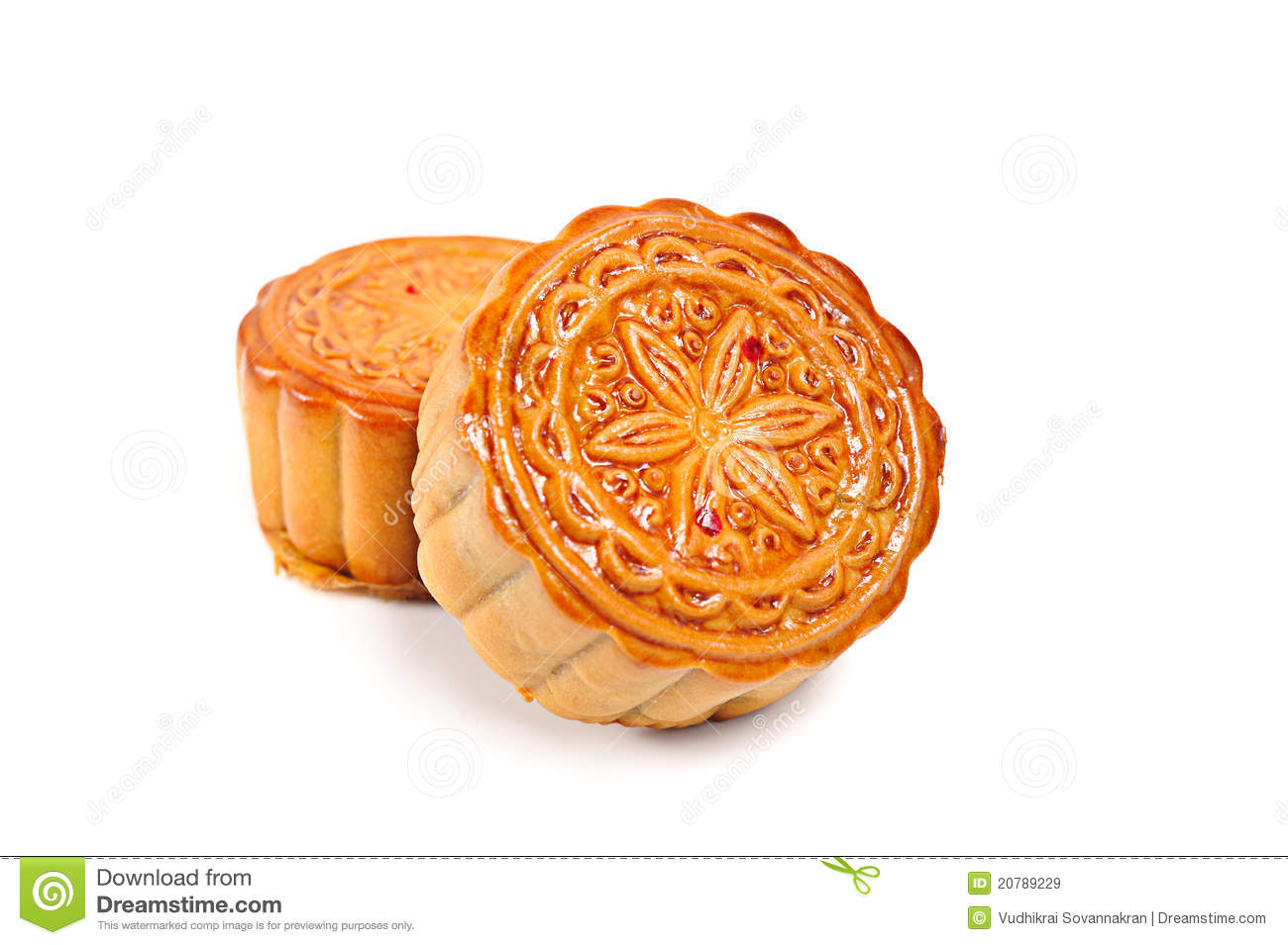 Chinese Moon Cake Royalty Free Stock Images - Image: 20789229