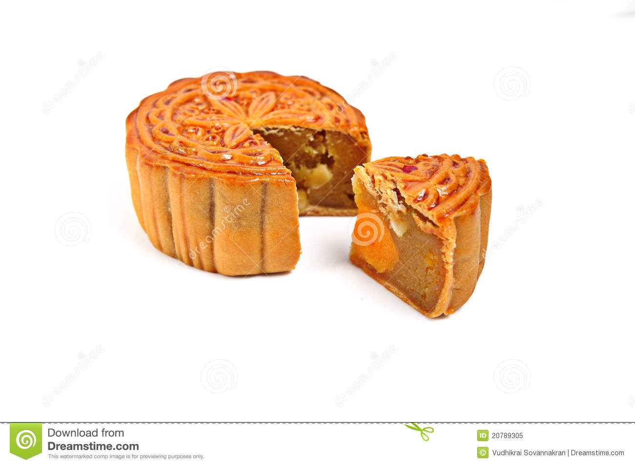 Moon Cake Clip Art : Chinese Moon Cake Royalty Free Stock Photo - Image: 20789305