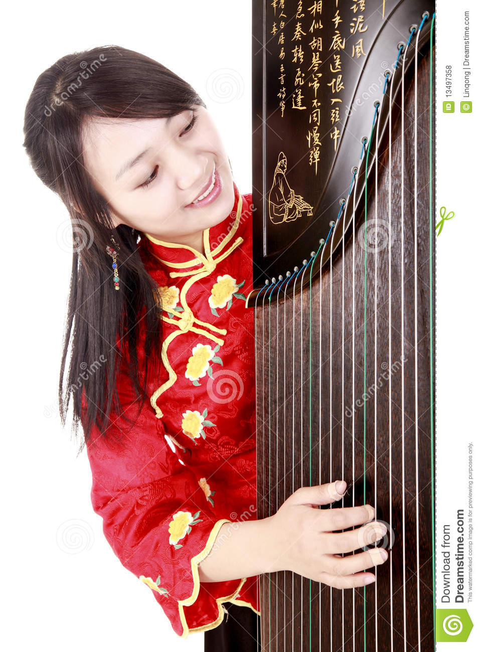 chinese musician royalty free stock photos image 13497358