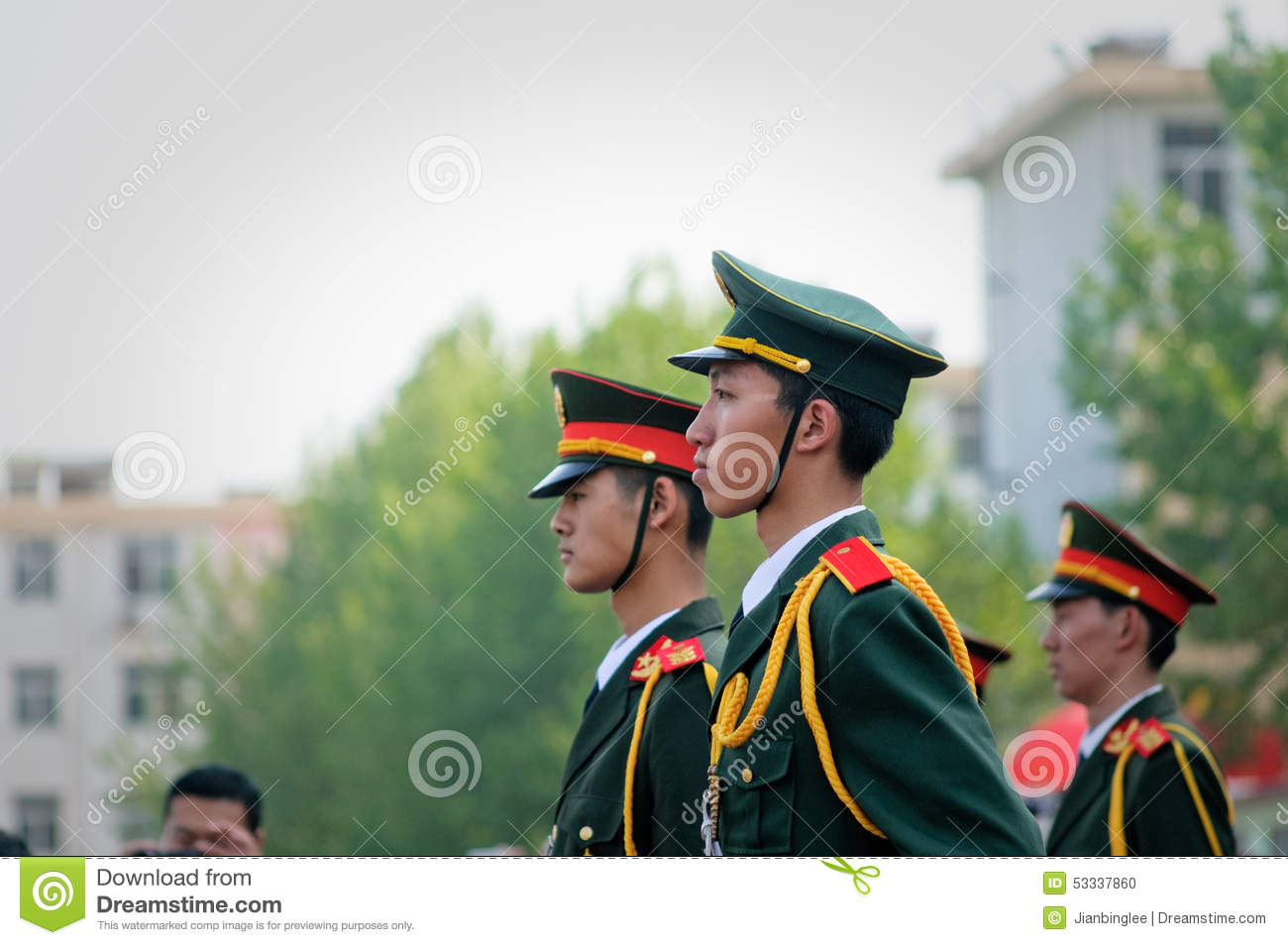 Hengshui China  City pictures : Hengshui city China, April 2015: on April 25, 2015, Hengshui high ...