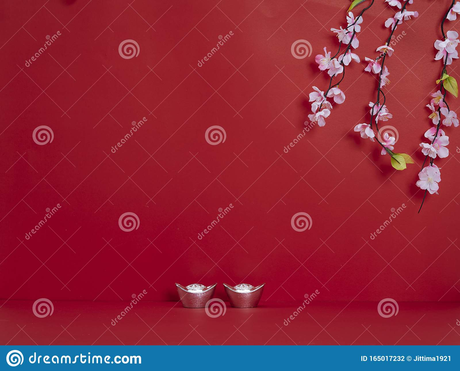 Chinese New Year decoration for spring festival