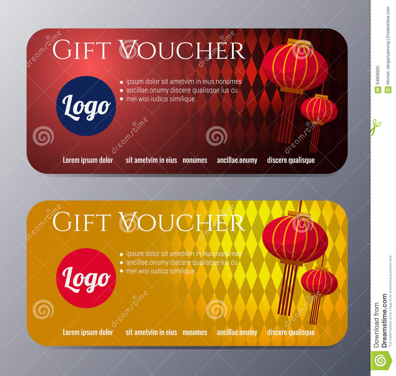 Chinese vector certificate template stock vector image 69971655 chinese new year gift voucher template vector illustration royalty free stock photo yelopaper Gallery