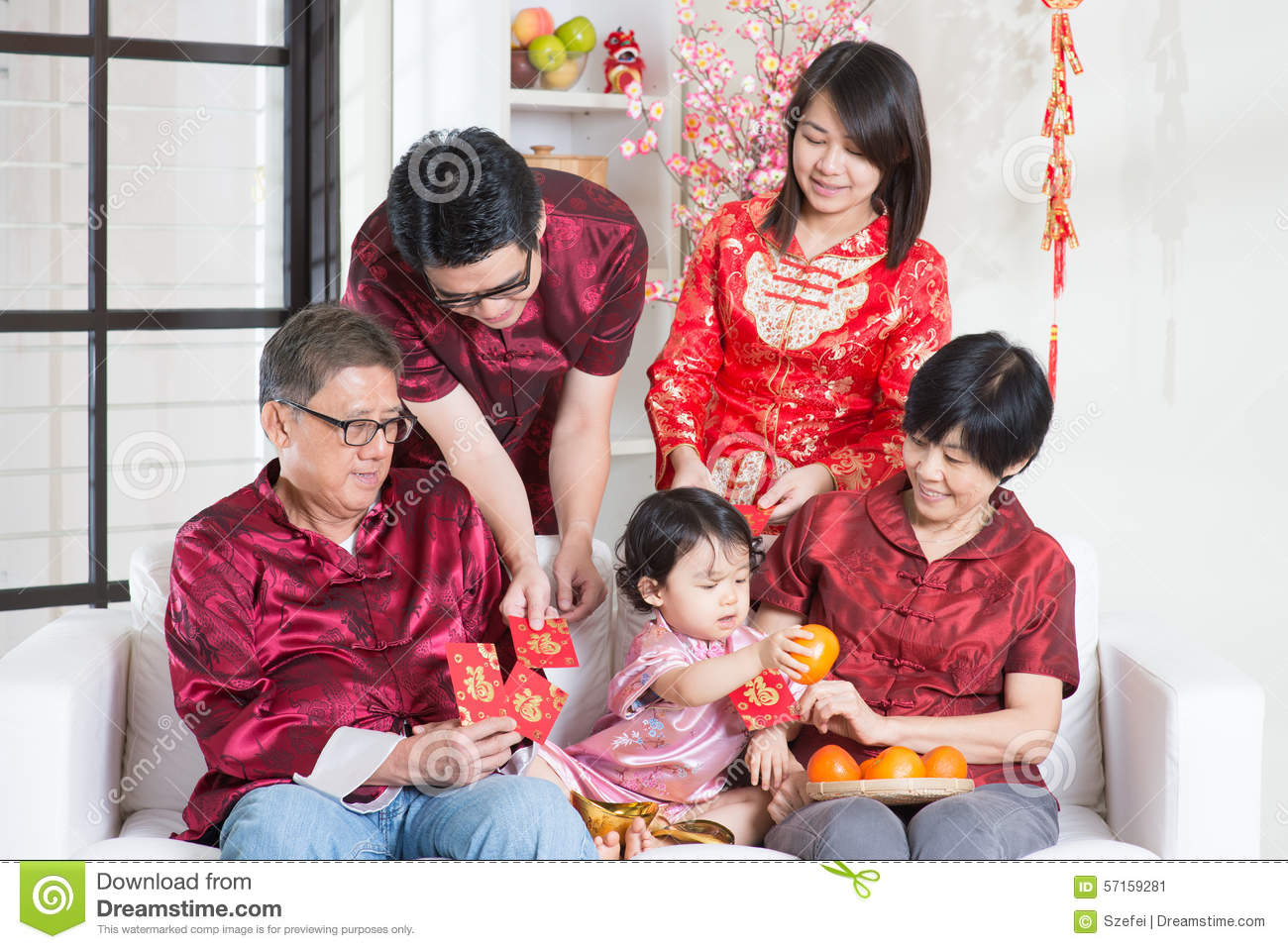 How to Celebrate Chinese New Year's Day