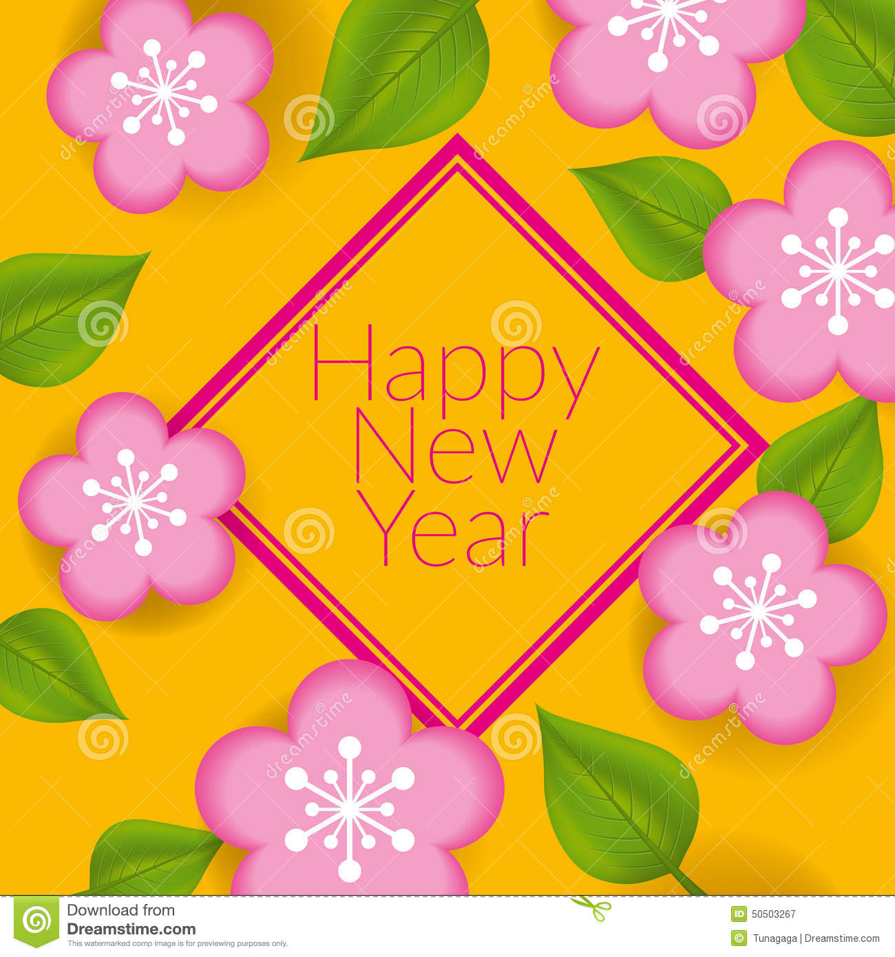 Chinese New Year - Greeting Card Design Stock Vector ...