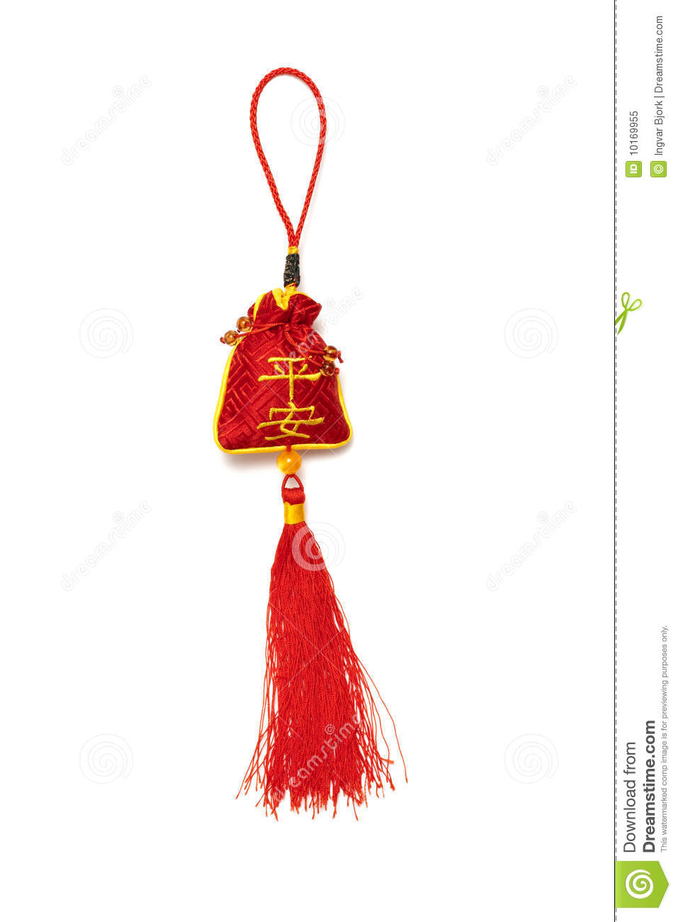 Chinese new year ornament stock image. Image of cutout ...