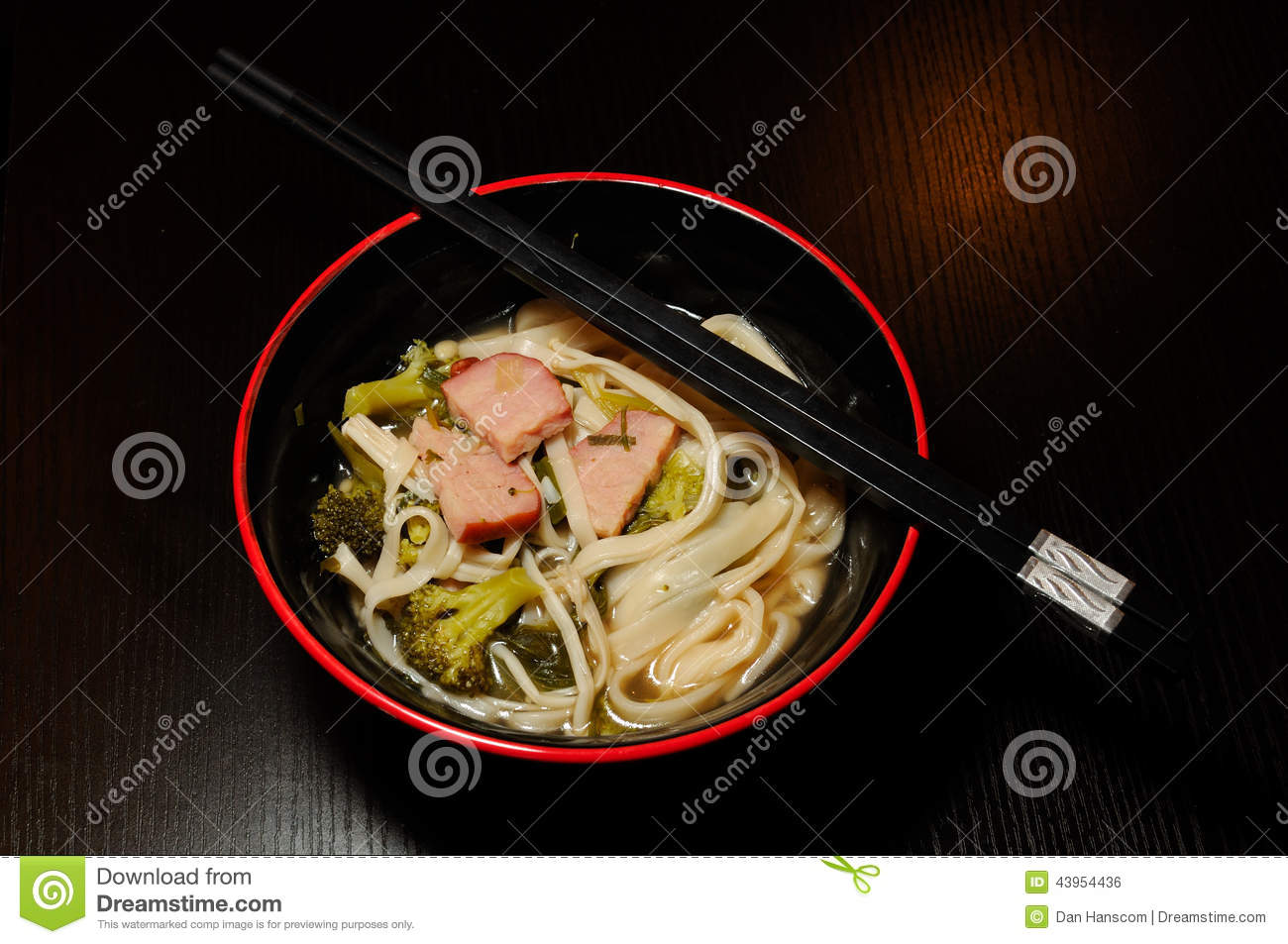 Chinese Noodle Dinner