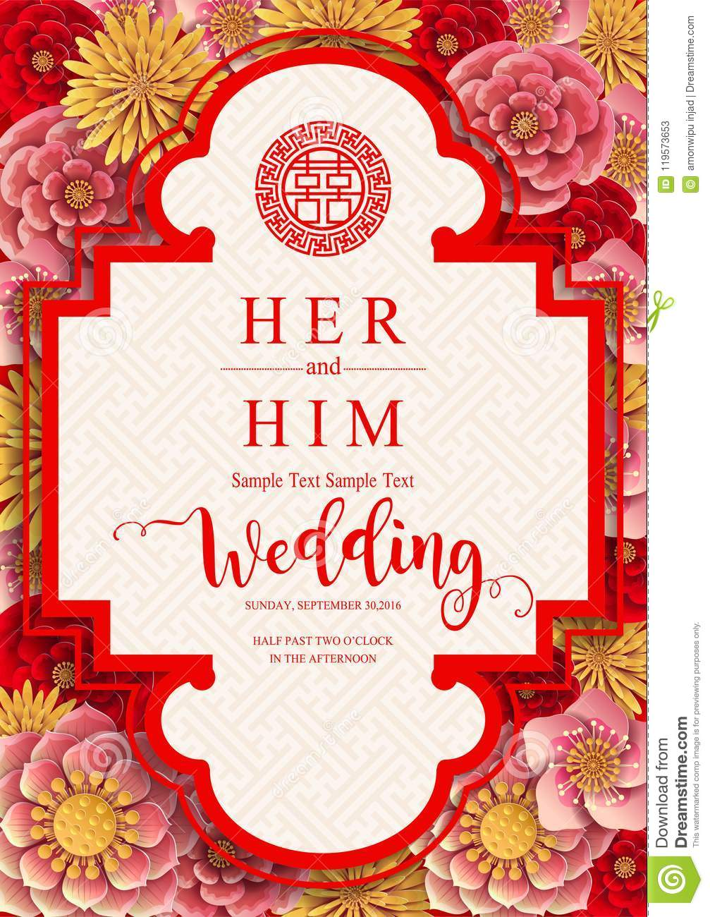 Nice Wedding Invitations Format Sample Illustration - Invitations ...