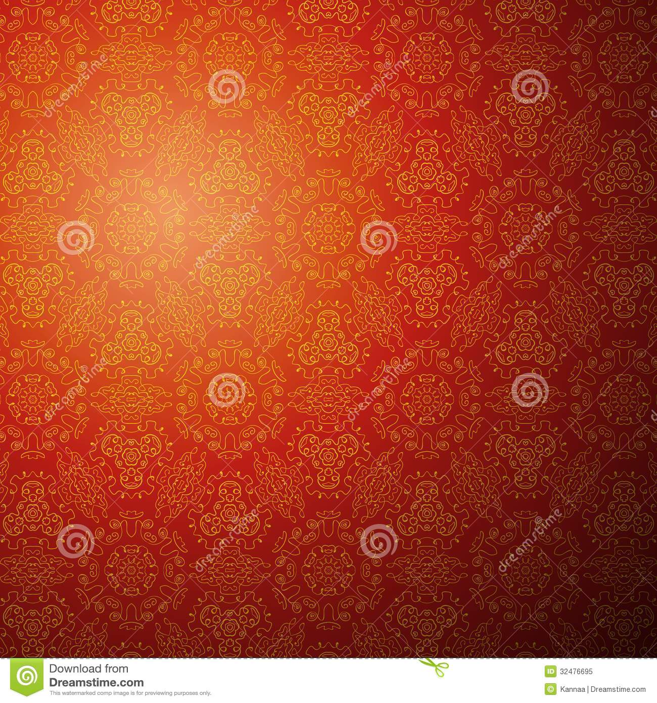 chinese pattern background. seamless wallpaper stock vector