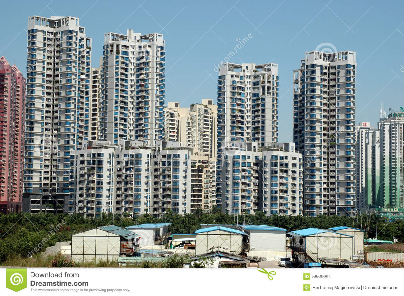 Chinese residential area royalty free stock images image for Chinese in the area