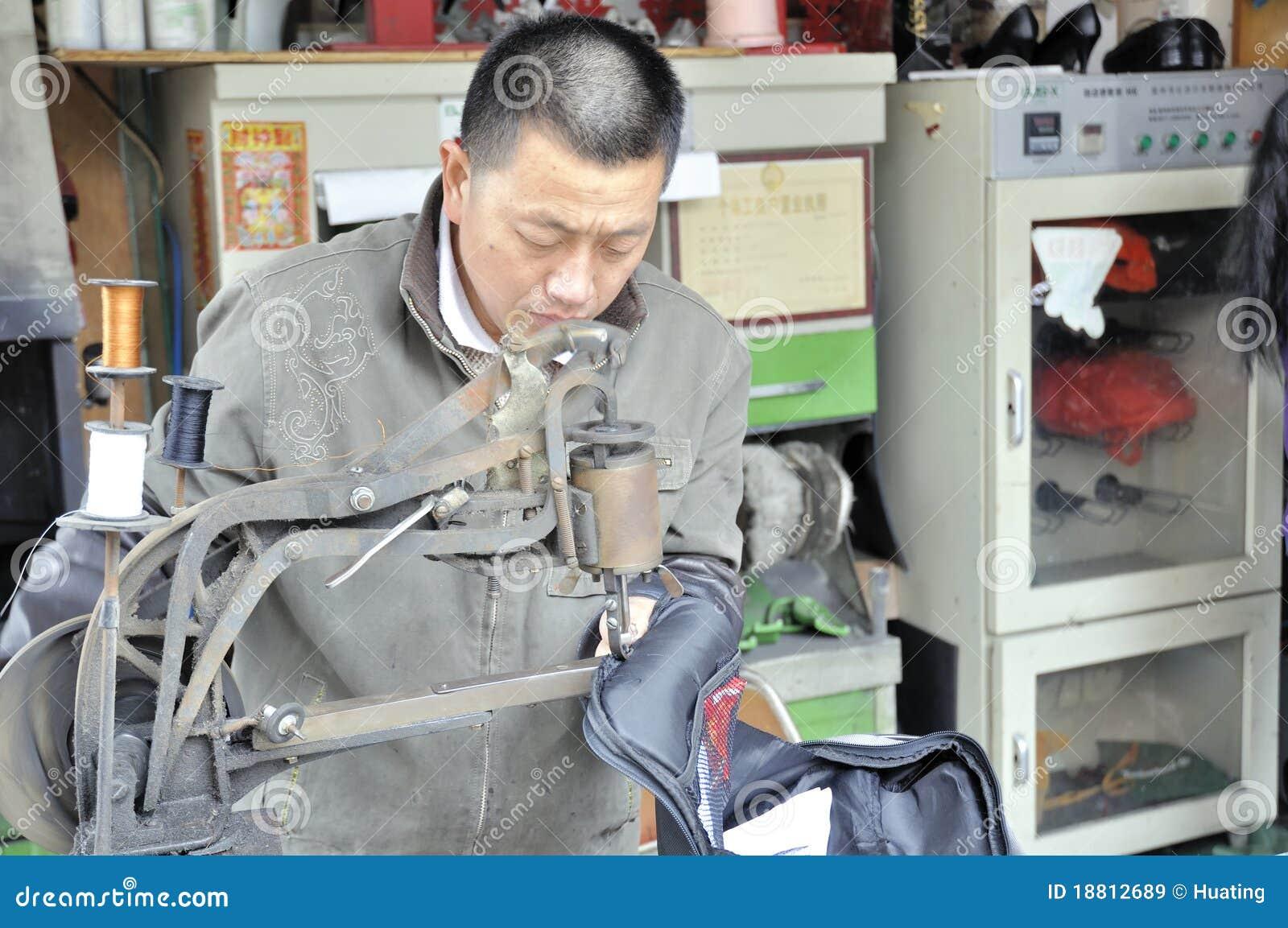 Chinese schoenmaker