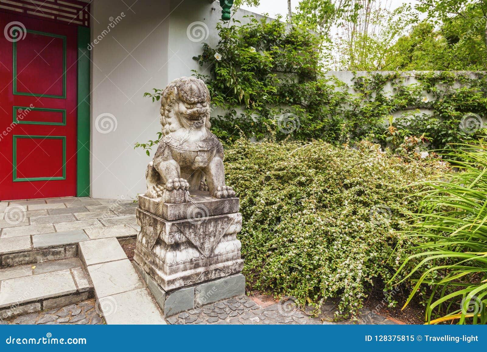 Chinese Scholars Garden Hamilton Gardens New Zealand