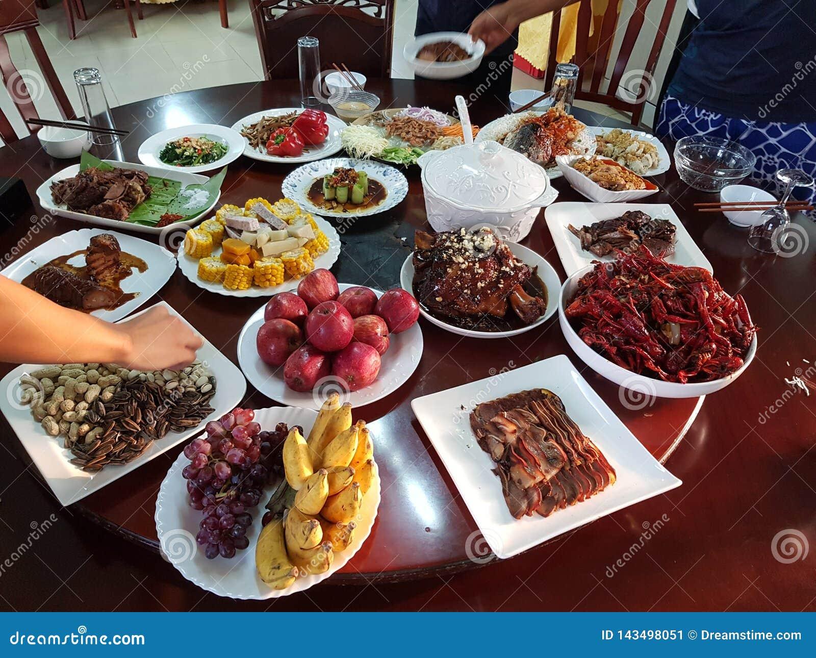 Chinese shandong traditional food