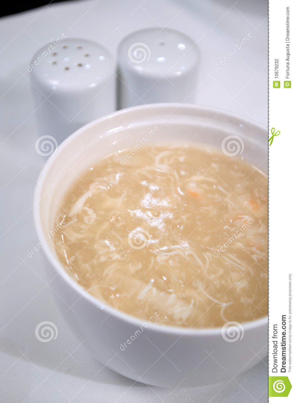 Chinese Sharks Fin Soup Stock Photo Image Of Bowl Health 10679232