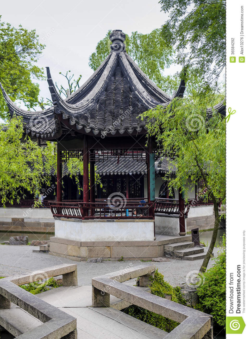 Chinese Summer House