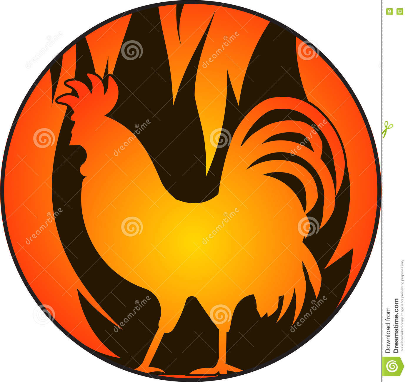 Chinese symbol of 2017 year red flame rooster with fire in rou chinese symbol of 2017 year red flame rooster with fire in rou buycottarizona