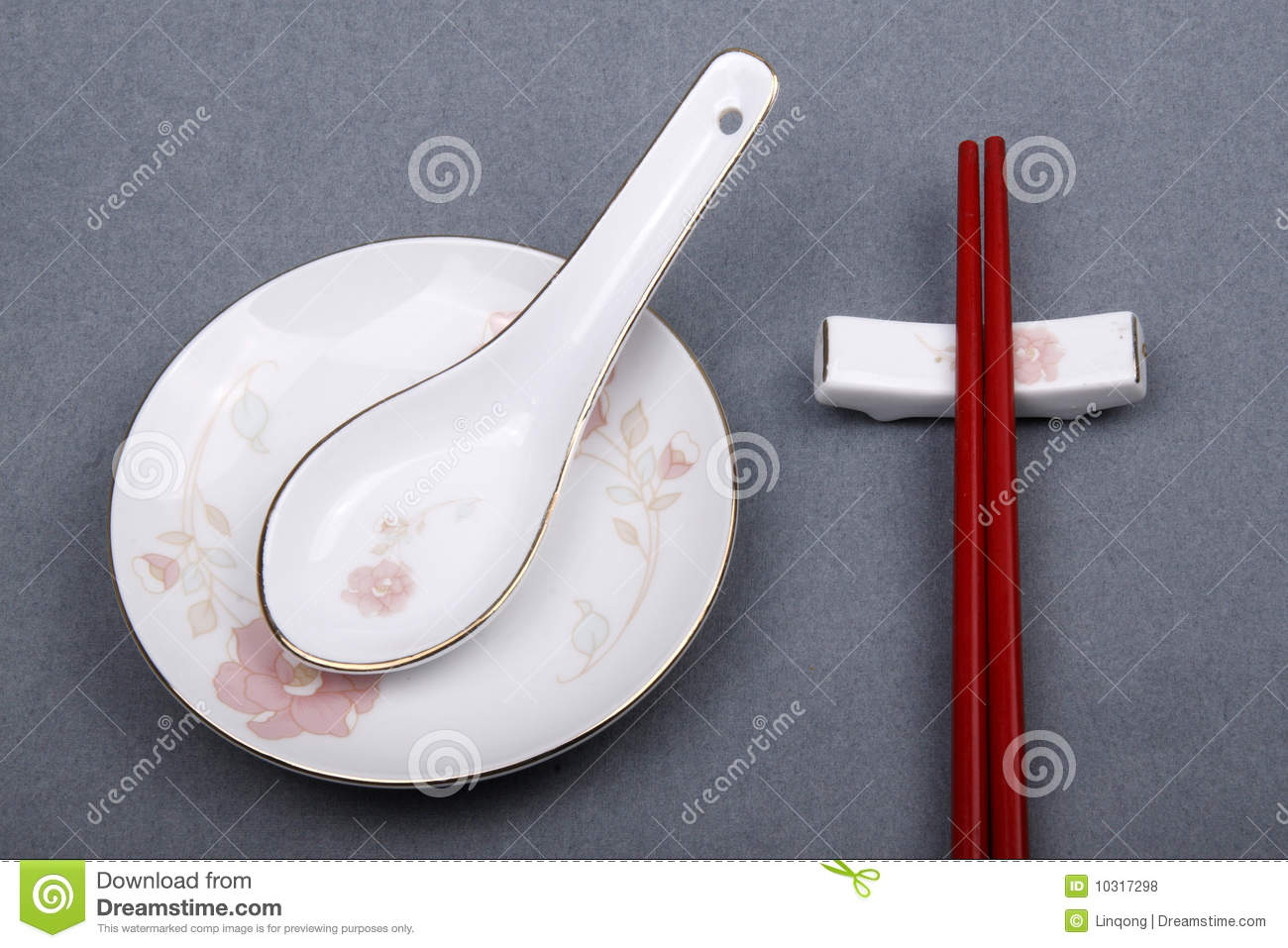 Royalty Free Stock Photo. Download Chinese Tableware ...