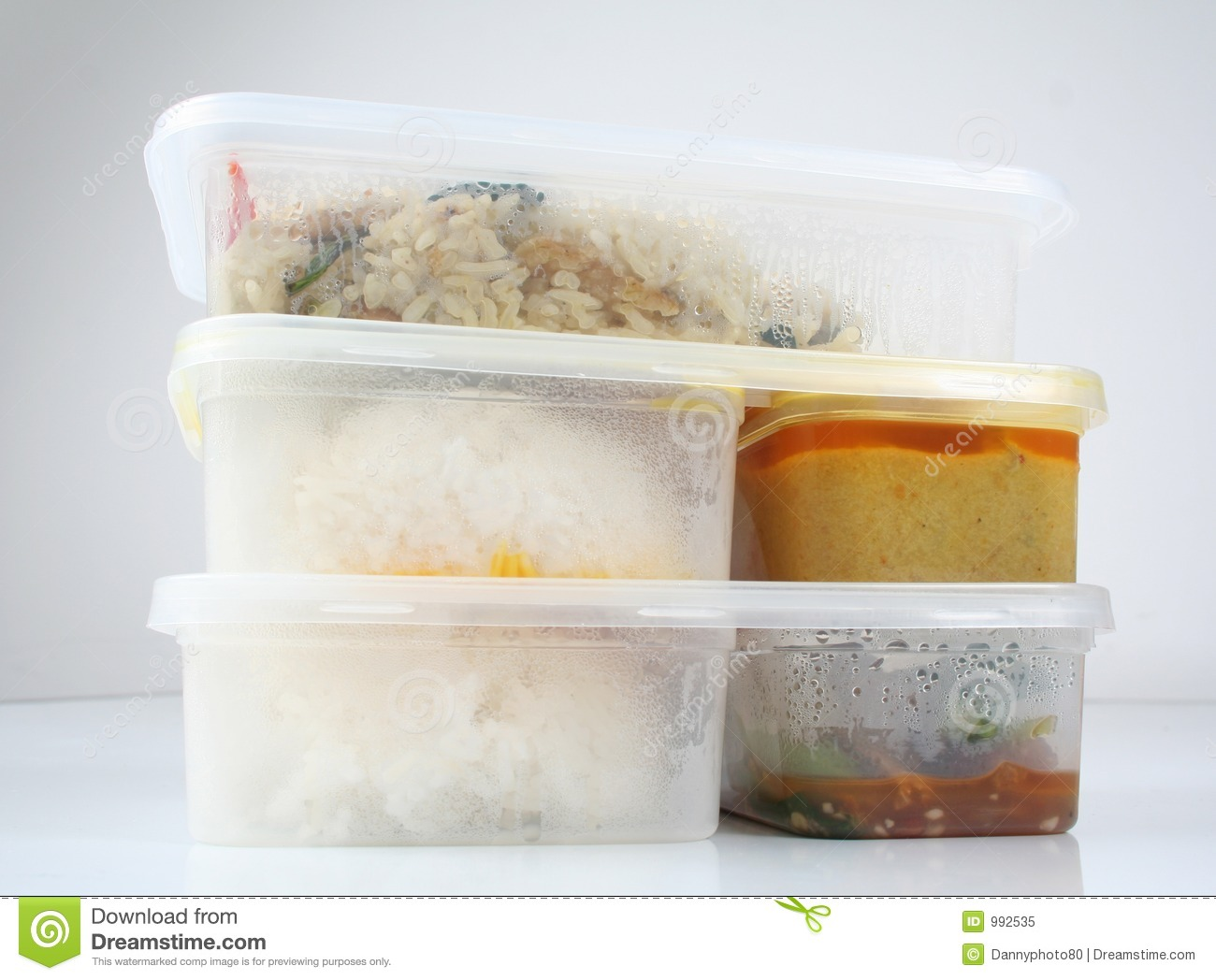 Chinese Take Away Food Royalty Free Stock Photo - Image: 992535