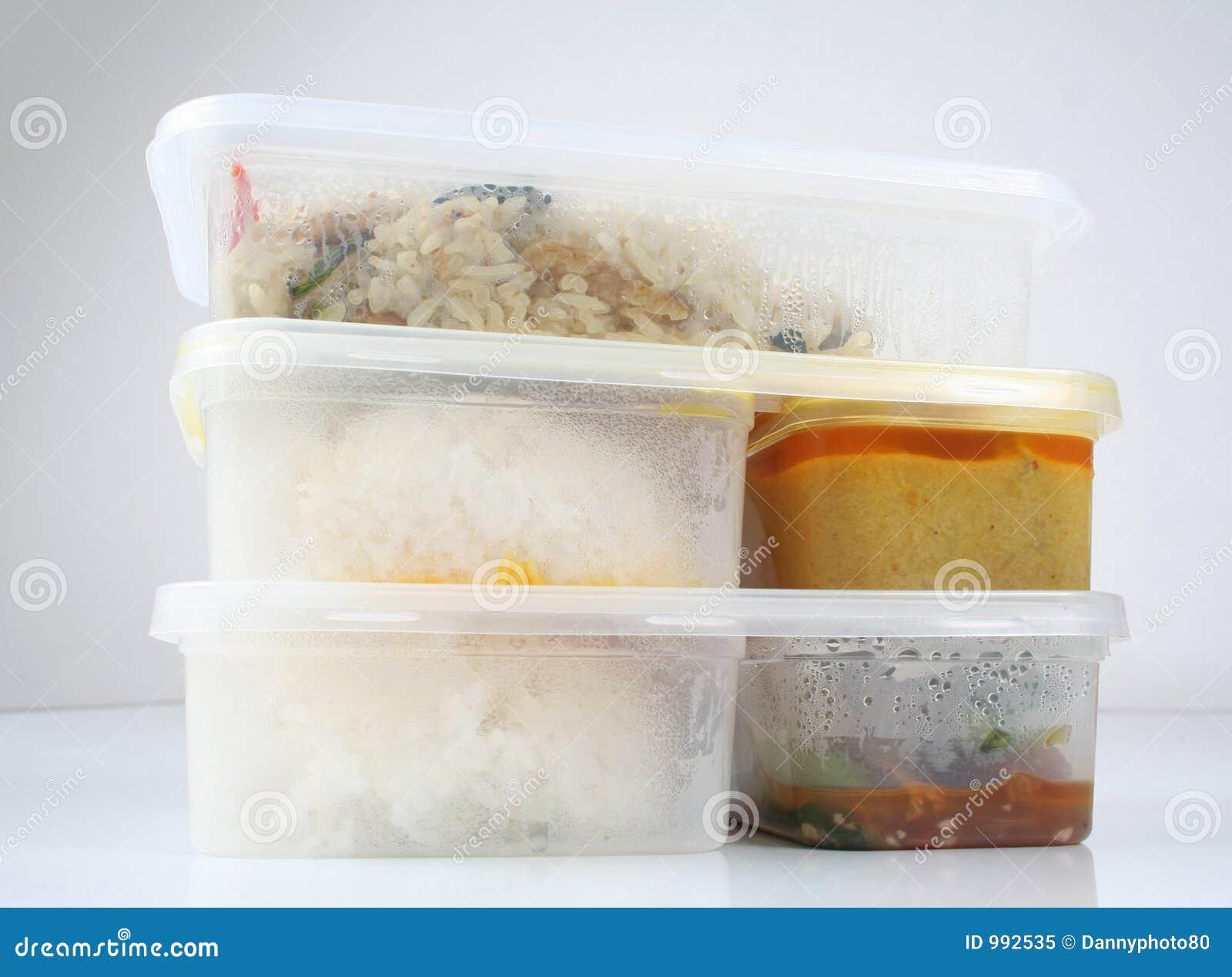 Chinese take away food