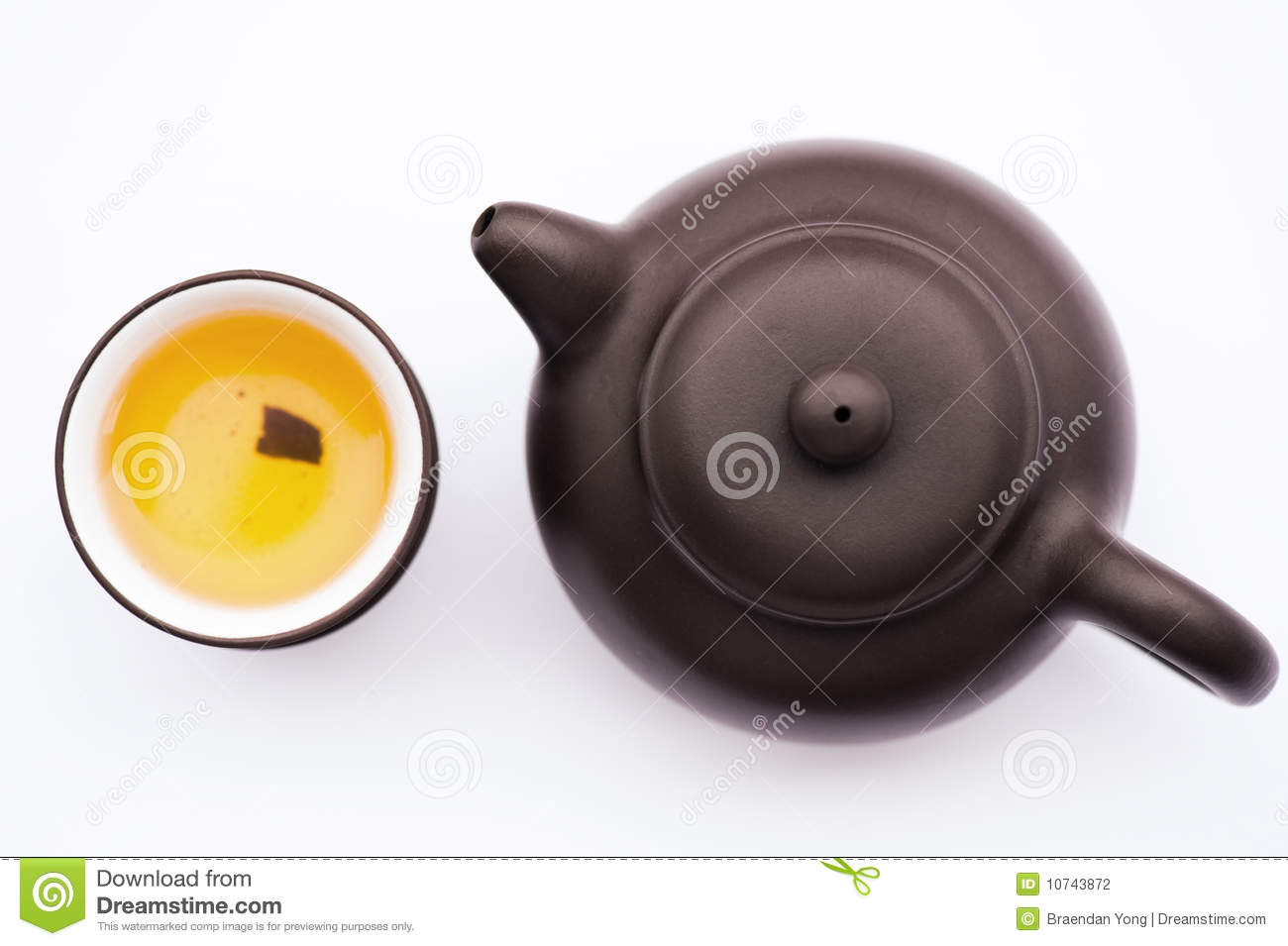 Chinese Tea culinary art