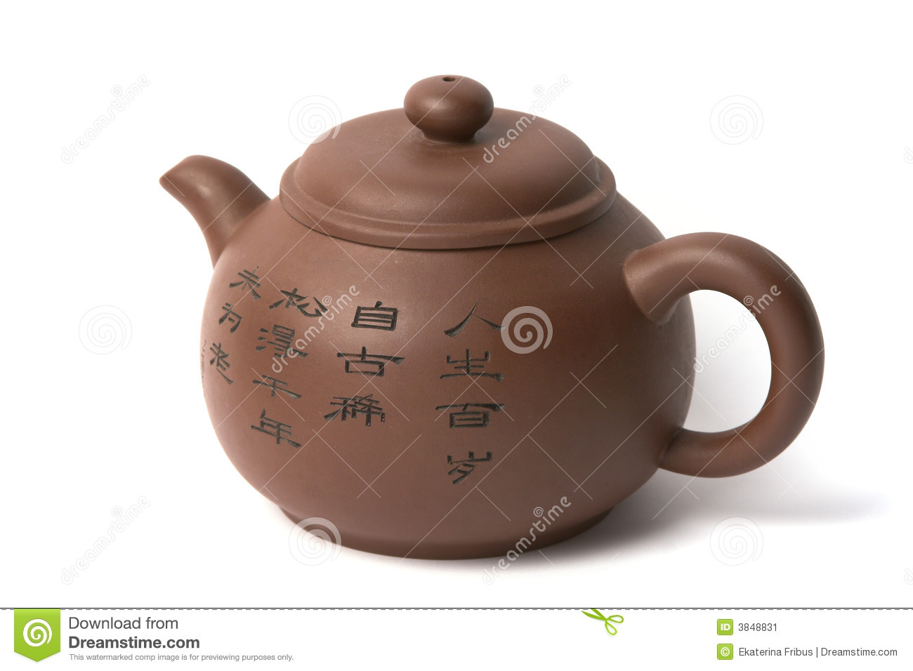 Asian pot tea for that