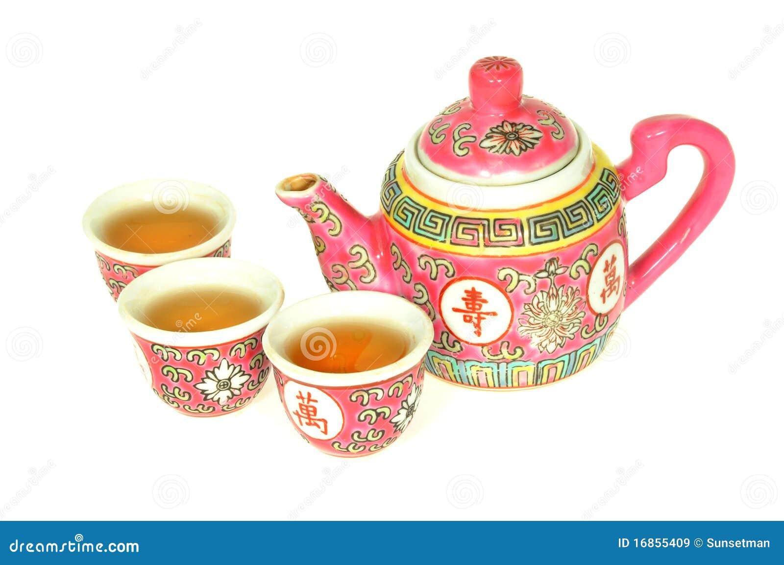 Green Tea Chinese Food