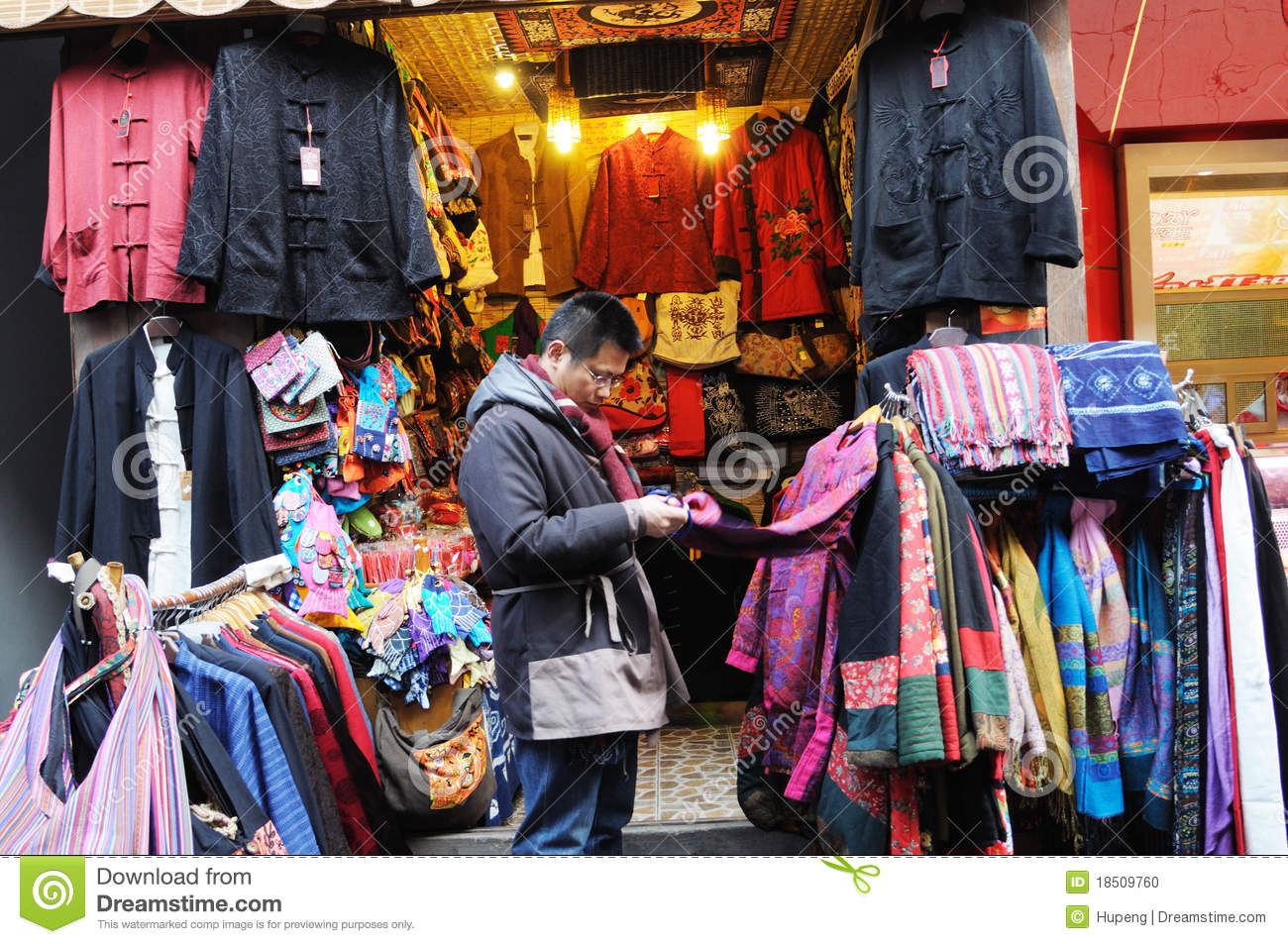 Cheap clothing stores   China clothing store