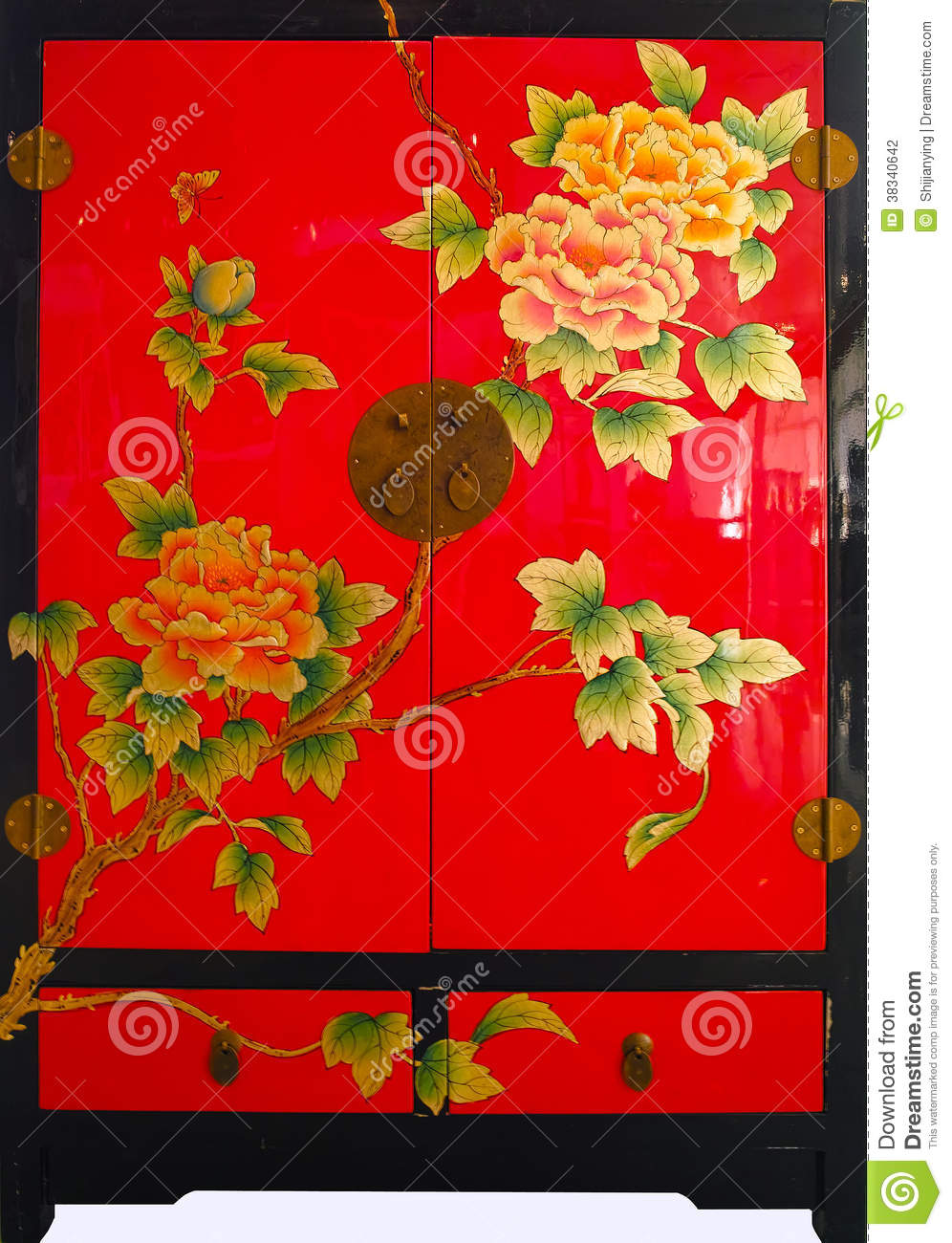 Royalty Free Stock Photo. Download Chinese Traditional Furniture ...