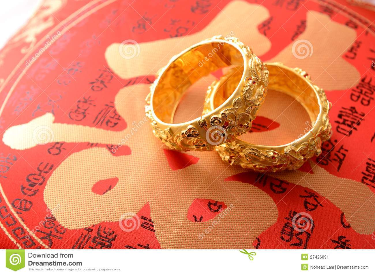 Asian brides gifts page from