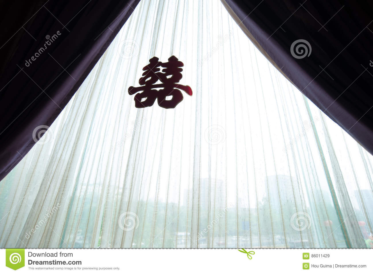 Double happiness paper cut stock photos download 37 images chinese wedding greeting word it is a wedding word on the window royalty free stock m4hsunfo