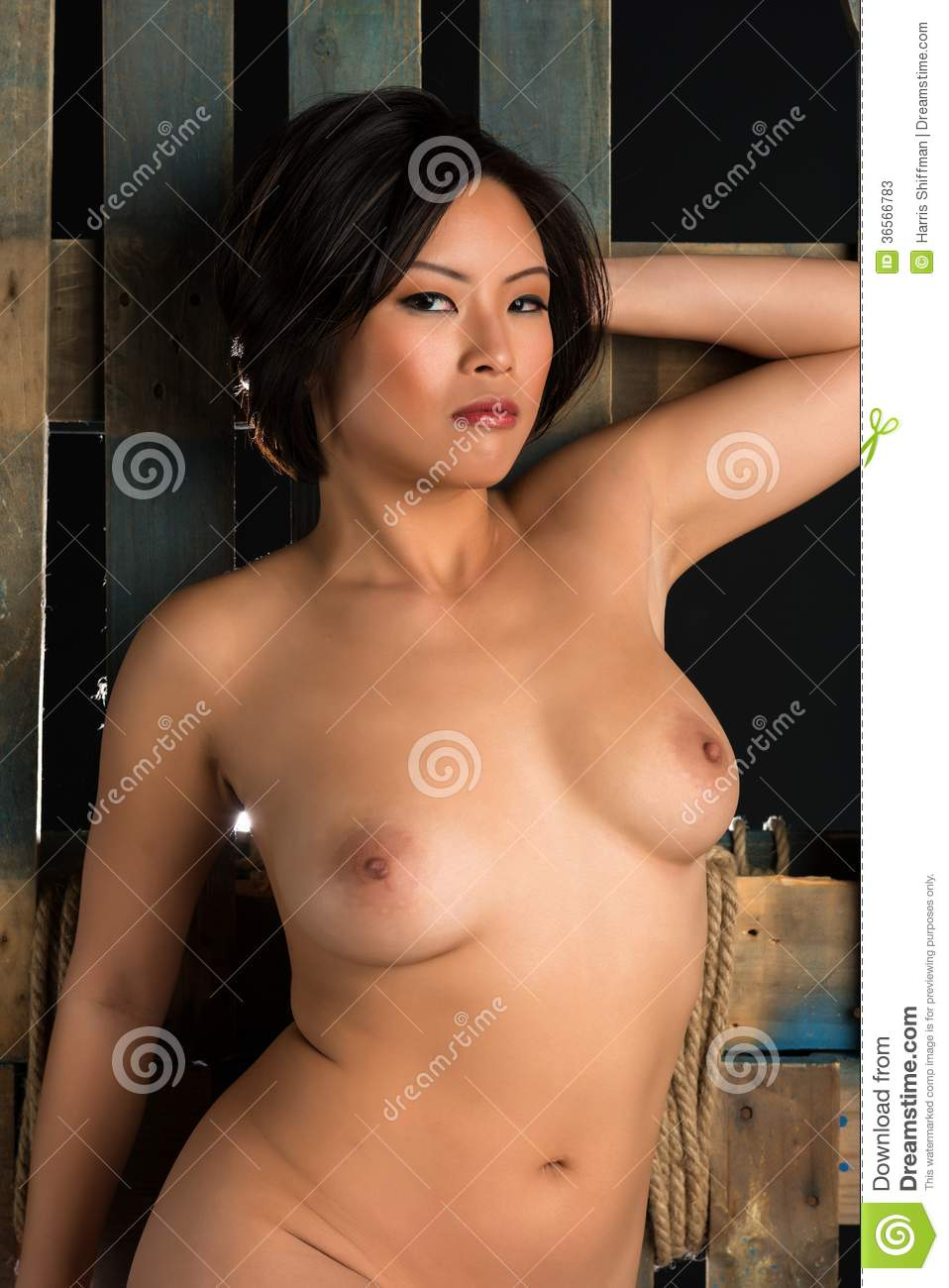 beauty chinese naked girl