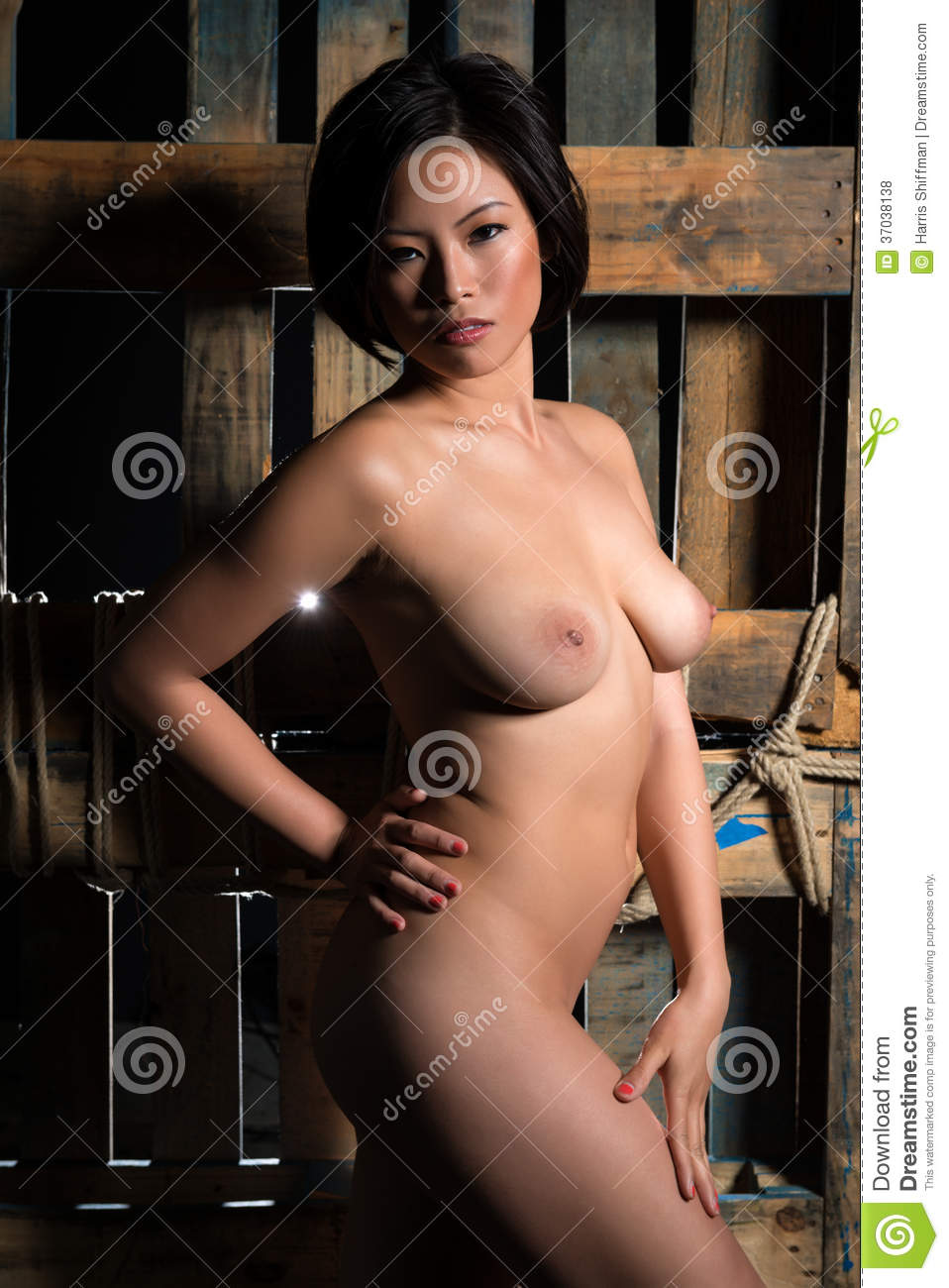 Chinese Woman Stock Photo Image Of Chinese Naked Nude