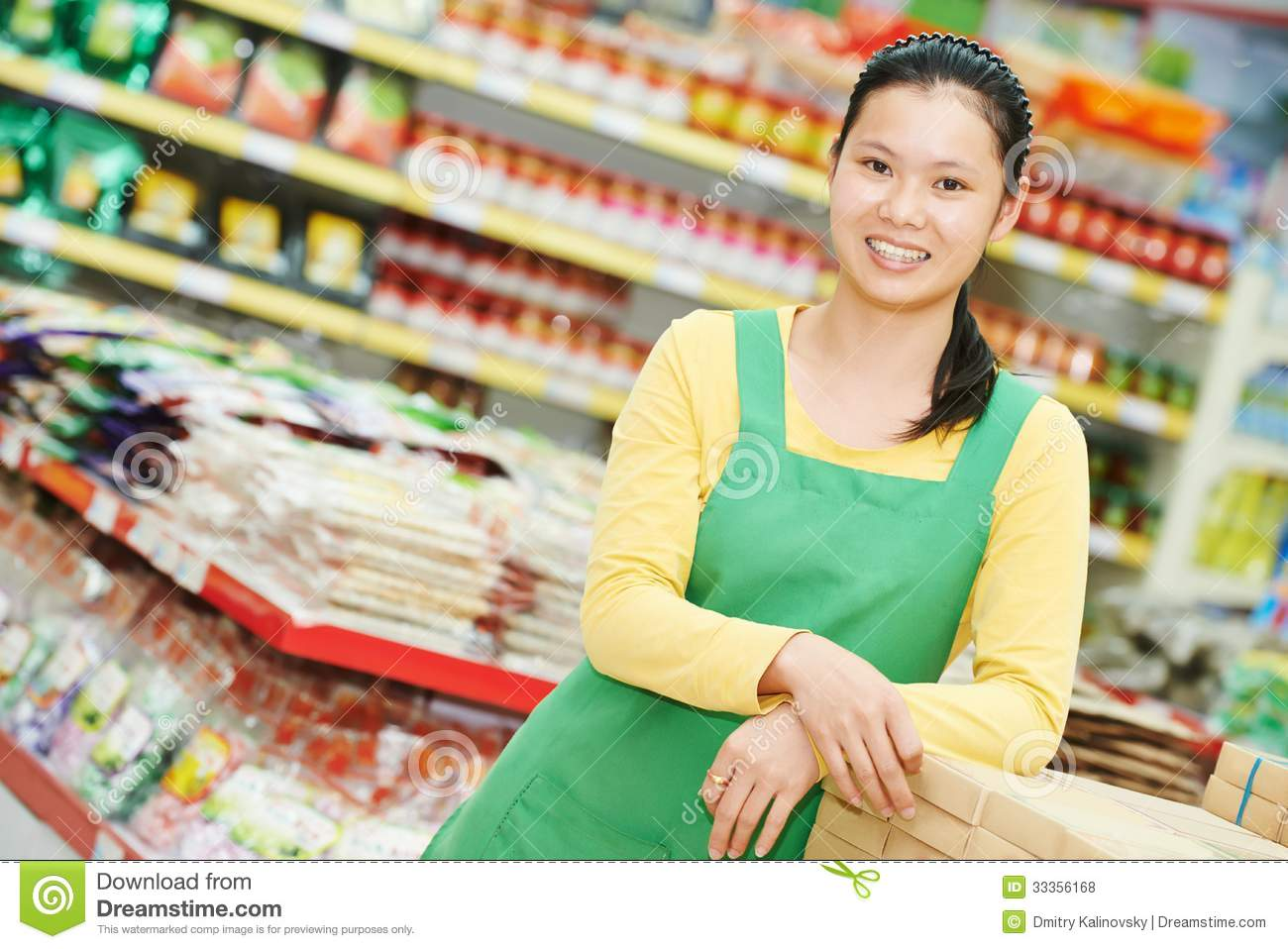Chinese woman shopping food stock photo image 33356168 for Shopping in cina