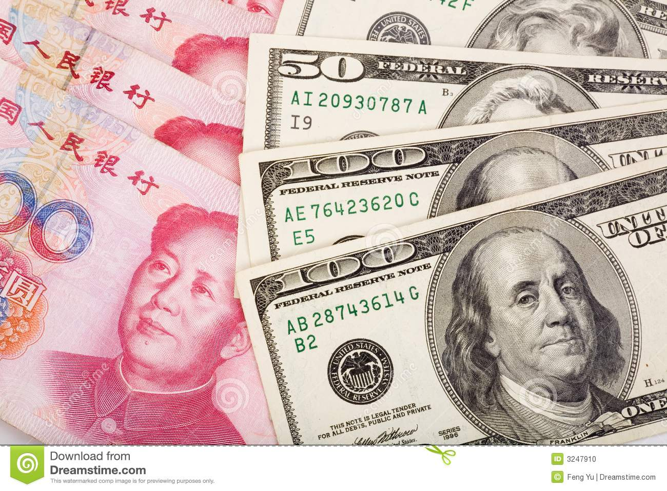 yuan and dollar relationship to stock