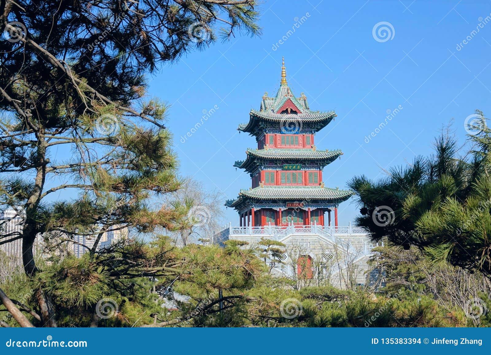 Chinese zolder